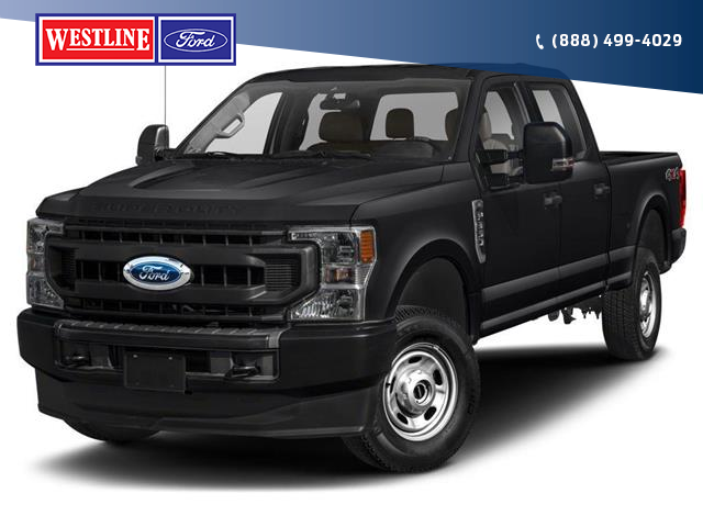 2021 Ford F-350 Lariat (Stk: 4926) in Vanderhoof - Image 1 of 9