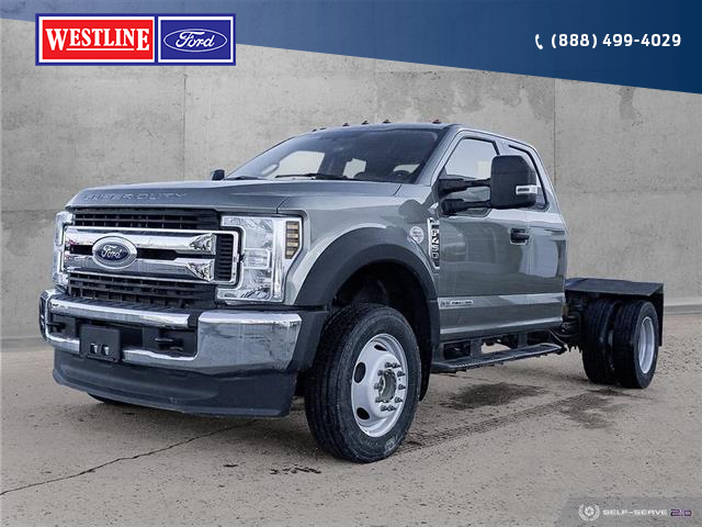 2019 Ford F-450 Chassis  (Stk: 4911A) in Vanderhoof - Image 1 of 20