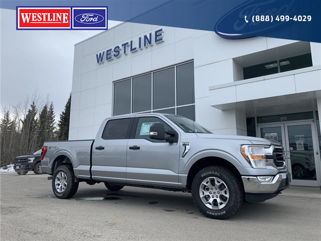 2021 Ford F-150 XLT (Stk: 4940) in Vanderhoof - Image 1 of 19