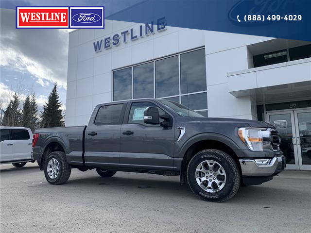 2021 Ford F-150 XLT (Stk: 4947) in Vanderhoof - Image 1 of 20