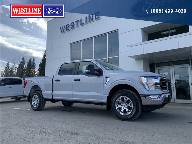 2021 Ford F-150 XLT (Stk: 4948) in Vanderhoof - Image 1 of 19