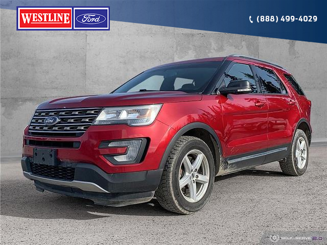 2016 Ford Explorer XLT (Stk: 4941A) in Vanderhoof - Image 1 of 24