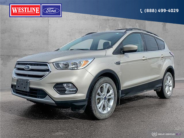 2018 Ford Escape SE (Stk: 4949A) in Vanderhoof - Image 1 of 23