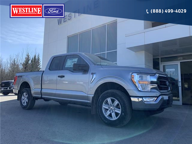 2021 Ford F-150  (Stk: 4967) in Vanderhoof - Image 1 of 17