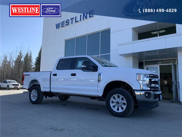 2021 Ford F-350 XLT (Stk: 4962) in Vanderhoof - Image 1 of 22