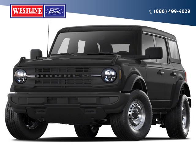 2021 Ford Bronco  (Stk: E5B5457M1) in Vanderhoof - Image 1 of 3