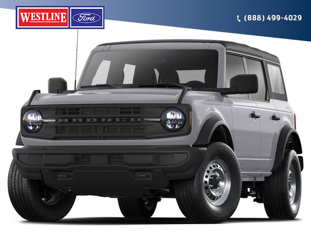 2021 Ford Bronco  (Stk: 5008) in Vanderhoof - Image 1 of 3