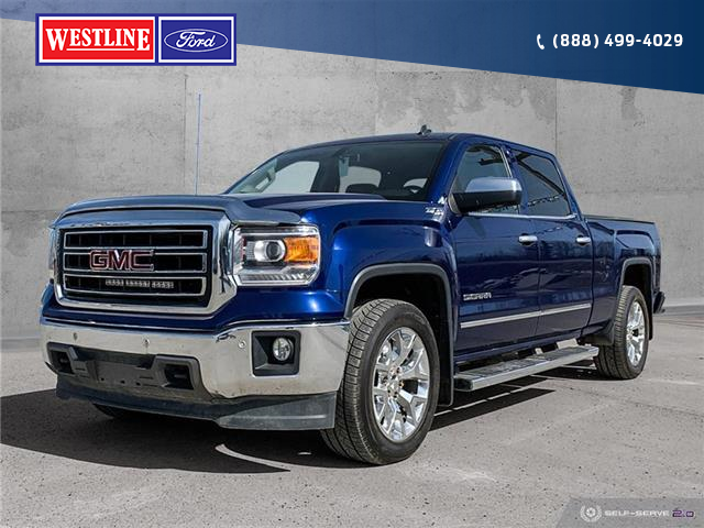 2014 GMC Sierra 1500 SLT (Stk: 4959A) in Vanderhoof - Image 1 of 24