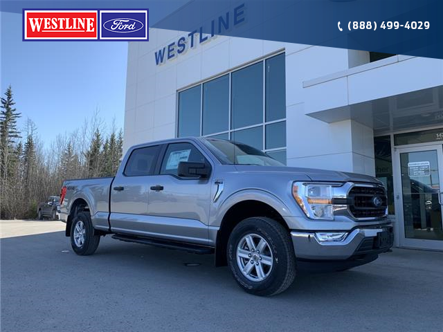 2021 Ford F-150 XLT (Stk: 4972) in Vanderhoof - Image 1 of 19