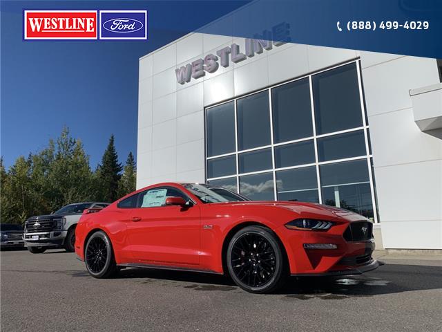 2021 Ford Mustang GT Premium (Stk: 5035) in Vanderhoof - Image 1 of 17