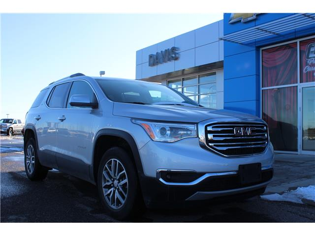 2019 GMC Acadia SLE-2 (Stk: 210614) in Claresholm - Image 1 of 21