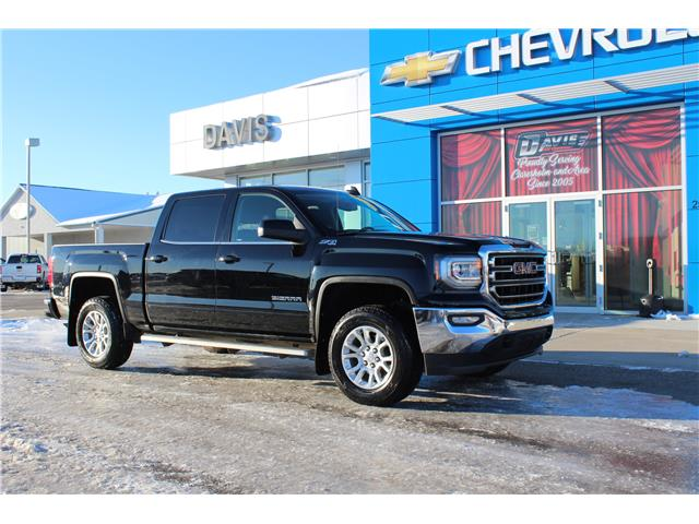 2018 GMC Sierra 1500 SLE (Stk: 186147) in Claresholm - Image 1 of 18