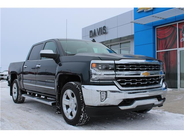 2017 Chevrolet Silverado 1500 1LZ (Stk: 179357) in Claresholm - Image 1 of 22