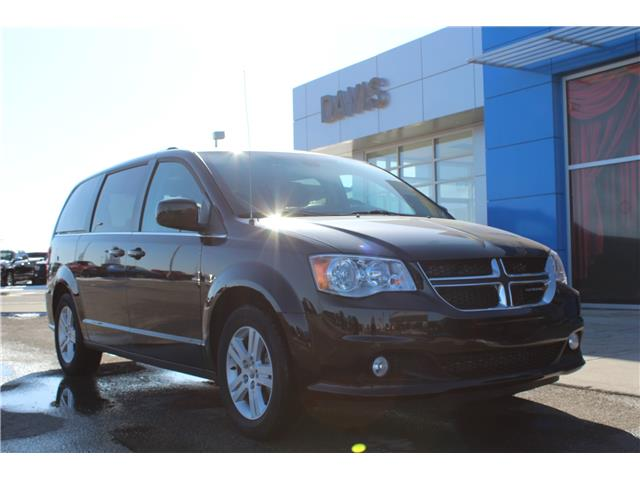 2018 Dodge Grand Caravan Crew (Stk: 214775) in Claresholm - Image 1 of 21