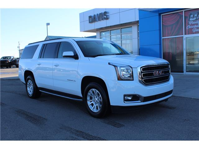 2019 GMC Yukon XL SLT (Stk: 215953) in Claresholm - Image 1 of 24