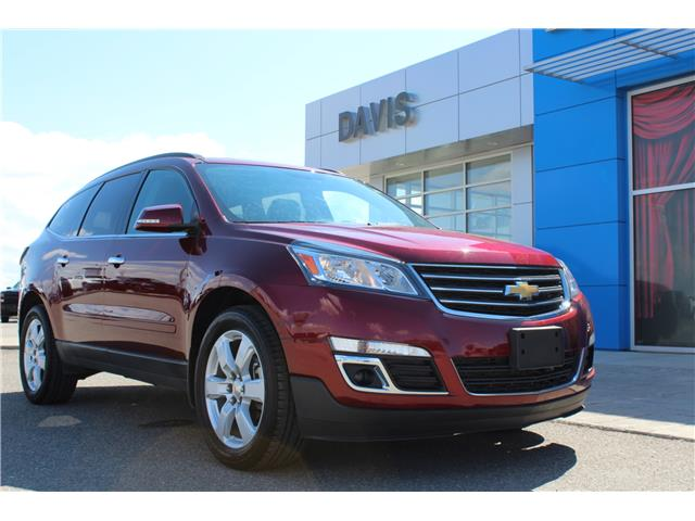 2017 Chevrolet Traverse 1LT (Stk: 189162) in Claresholm - Image 1 of 23