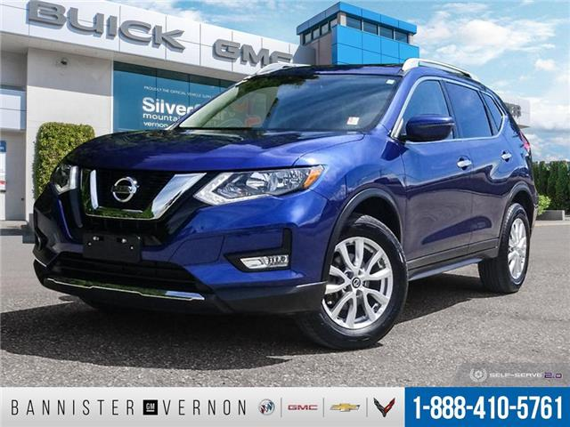 2017 Nissan Rogue  (Stk: 20128B) in Vernon - Image 1 of 25