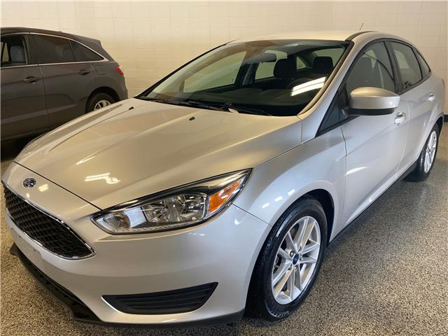 2018 Ford Focus SE (Stk: P12322) in Calgary - Image 1 of 13