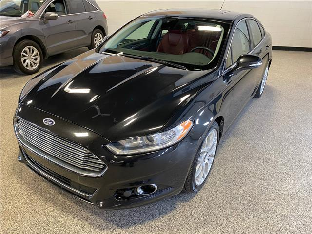2014 Ford Fusion Titanium (Stk: V12293A) in Calgary - Image 1 of 16