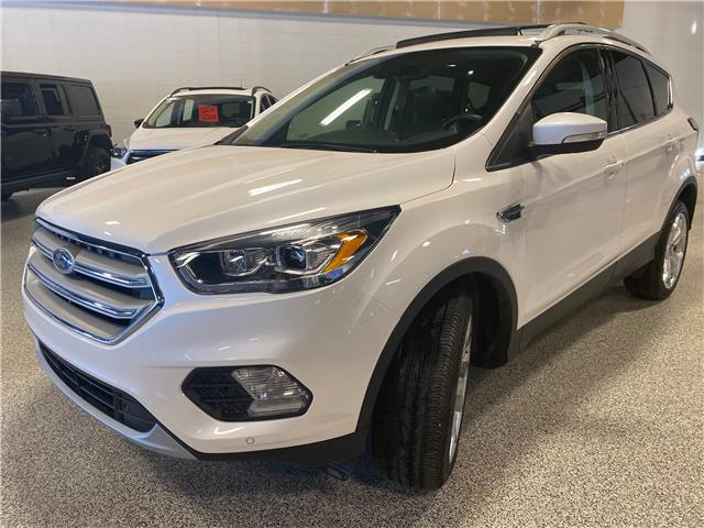 2018 Ford Escape Titanium (Stk: P12289A) in Calgary - Image 1 of 16