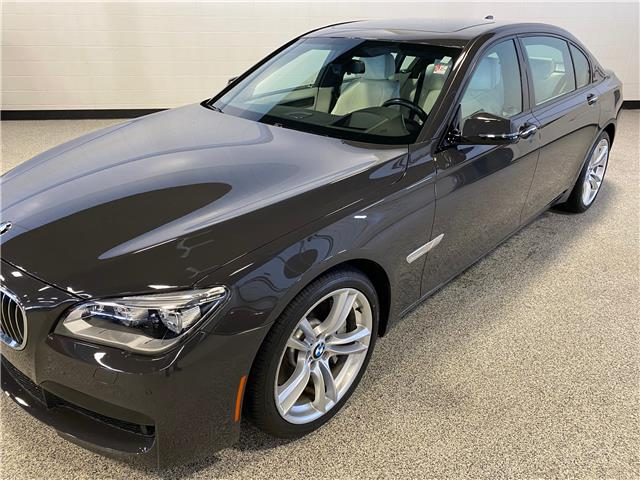 2015 BMW 750 Li xDrive (Stk: W12351) in Calgary - Image 1 of 18