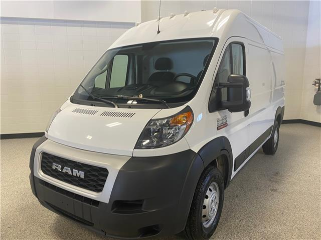 2019 RAM ProMaster 2500 High Roof (Stk: P12334) in Calgary - Image 1 of 14