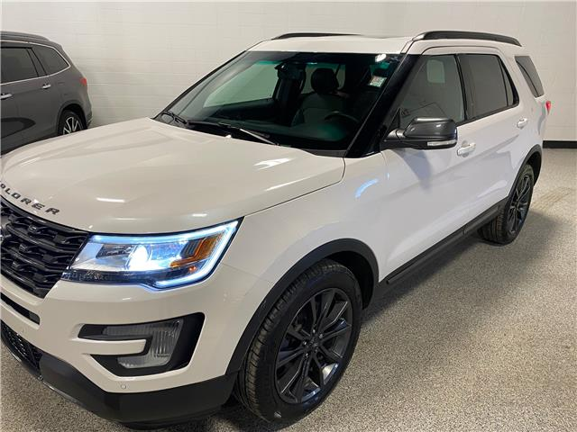 2017 Ford Explorer XLT (Stk: A12358) in Calgary - Image 1 of 19