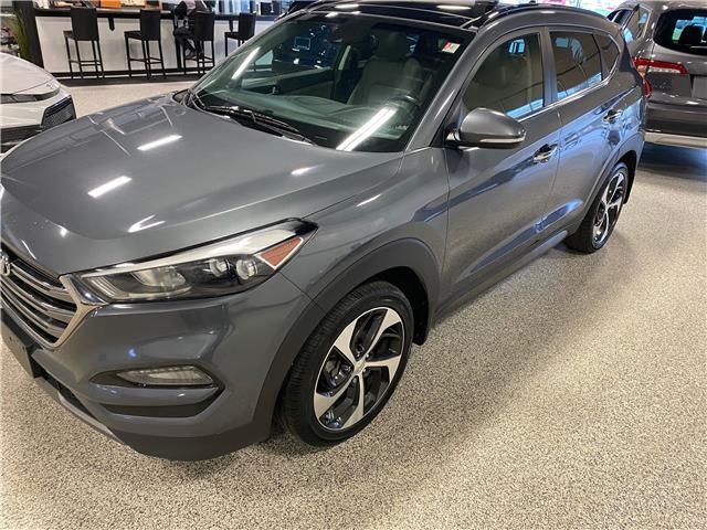 2016 Hyundai Tucson Ultimate (Stk: P12374) in Calgary - Image 1 of 18