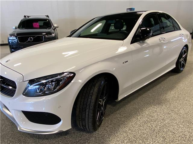 2016 Mercedes-Benz C-Class Base (Stk: W12378) in Calgary - Image 1 of 30