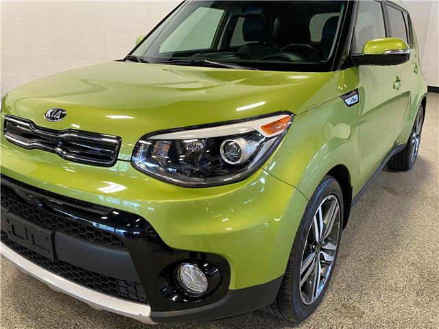 2017 Kia Soul EX Tech (Stk: P12389) in Calgary - Image 1 of 17