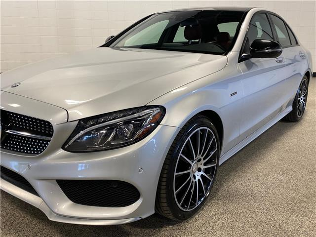 2016 Mercedes-Benz C-Class Base (Stk: P12407) in Calgary - Image 1 of 21