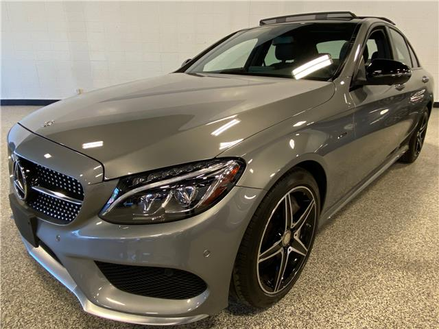 2016 Mercedes-Benz C-Class Base (Stk: P12403) in Calgary - Image 1 of 23