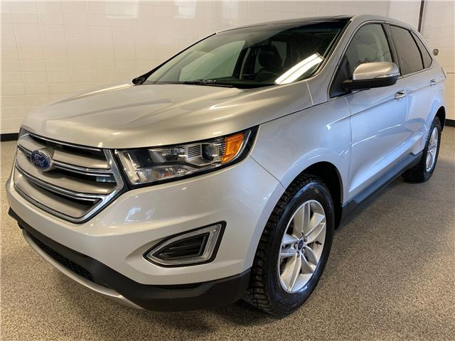 2018 Ford Edge SEL (Stk: P12422) in Calgary - Image 1 of 19