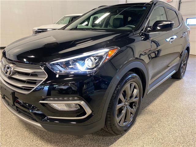 2018 Hyundai Santa Fe Sport 2.0T Ultimate (Stk: P12416) in Calgary - Image 1 of 21