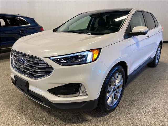 2019 Ford Edge Titanium (Stk: P12441) in Calgary - Image 1 of 23