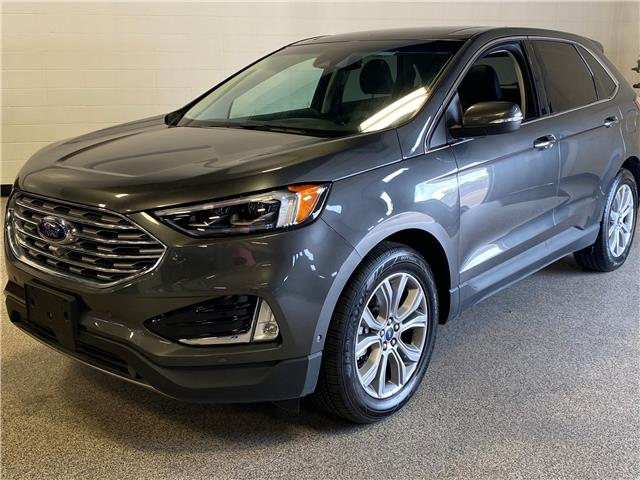 2019 Ford Edge Titanium (Stk: P12437) in Calgary - Image 1 of 19
