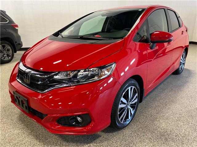 2018 Honda Fit EX-L Navi (Stk: P12474) in Calgary - Image 1 of 20
