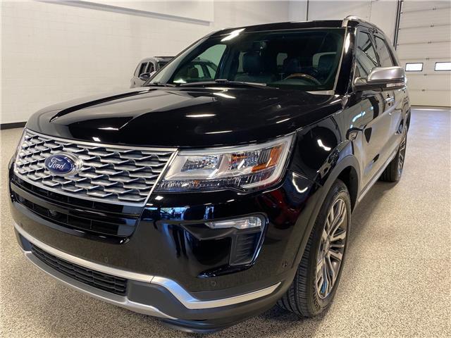 2019 Ford Explorer Platinum (Stk: W12484) in Calgary - Image 1 of 26