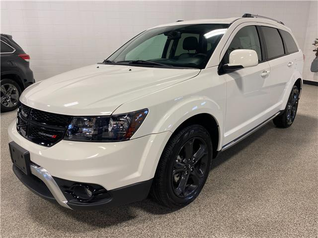 2019 Dodge Journey Crossroad (Stk: P12483) in Calgary - Image 1 of 24