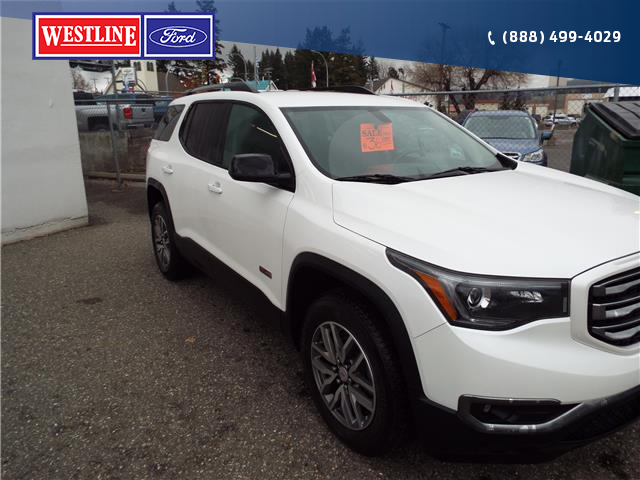 2017 GMC Acadia SLE-2 (Stk: 17035A) in Quesnel - Image 2 of 22