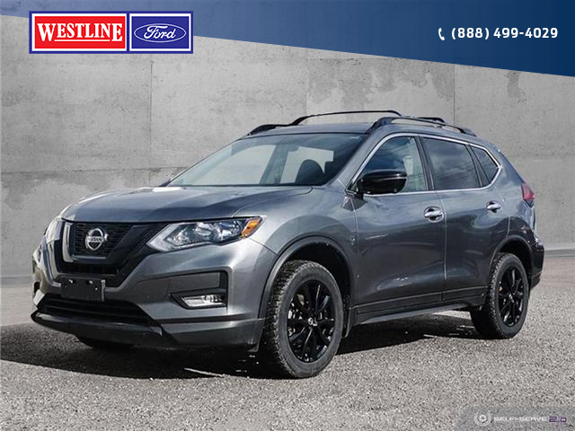2018 Nissan Rogue SV (Stk: 9821) in Quesnel - Image 1 of 25