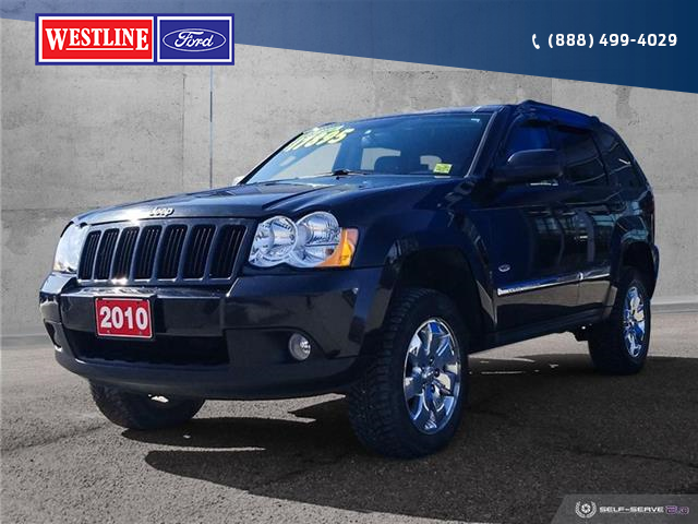 2010 Jeep Grand Cherokee Laredo (Stk: 19110A) in Quesnel - Image 1 of 24