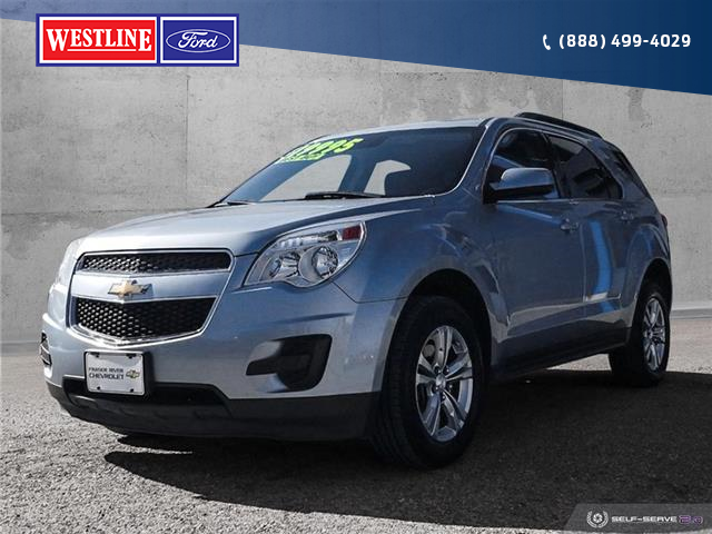 2014 Chevrolet Equinox 1LT (Stk: 19087A) in Quesnel - Image 1 of 25