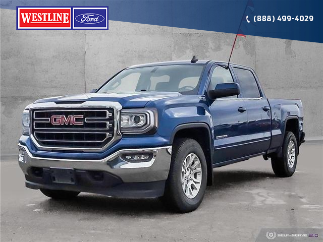 2018 GMC Sierra 1500 SLE (Stk: PO1877) in Dawson Creek - Image 1 of 22