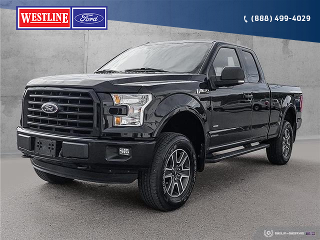 2015 Ford F-150 XLT (Stk: 19T207A) in Quesnel - Image 1 of 25