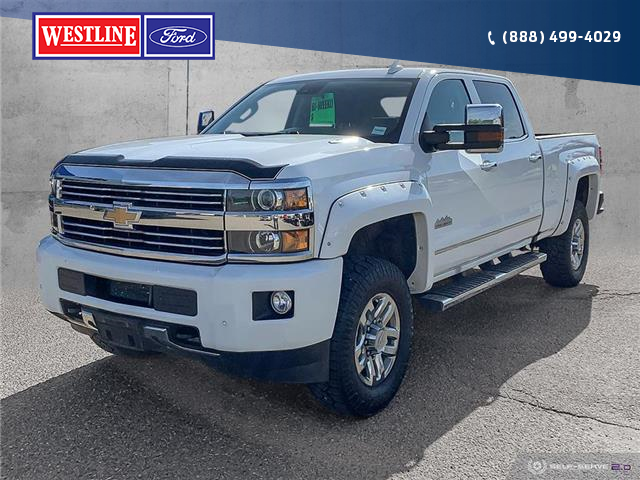 2016 Chevrolet Silverado 3500HD High Country (Stk: 20T090A) in Williams Lake - Image 1 of 23
