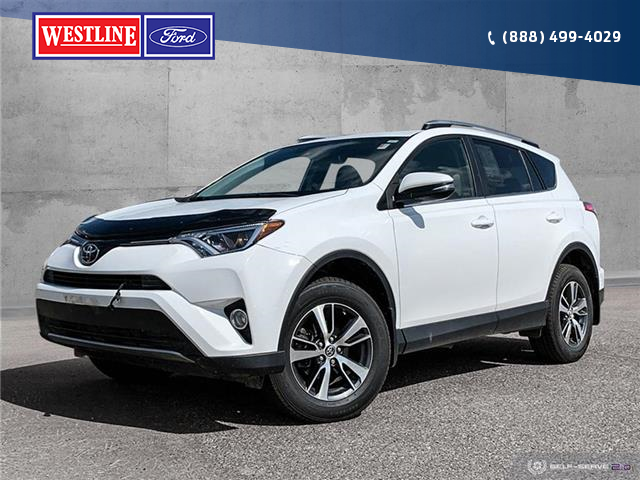 2018 Toyota RAV4 XLE (Stk: 2033AL) in Dawson Creek - Image 1 of 25