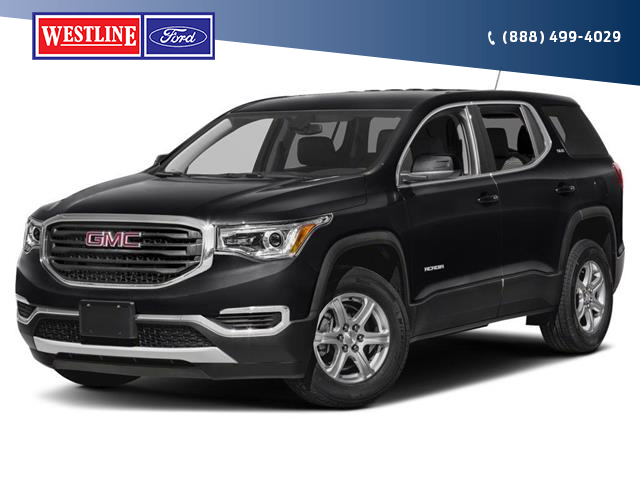 2018 GMC Acadia SLE-1 (Stk: 20T128A) in Williams Lake - Image 1 of 9