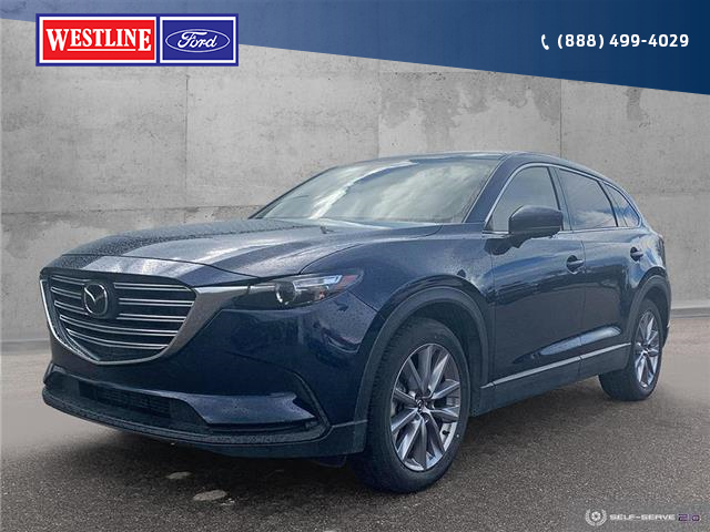 2020 Mazda CX-9 GS-L (Stk: 9864) in Quesnel - Image 1 of 25