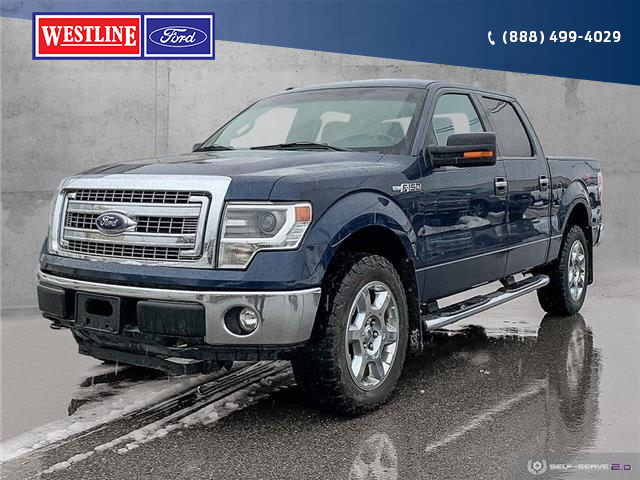 2014 Ford F-150 XLT (Stk: 20T102A) in Quesnel - Image 1 of 24